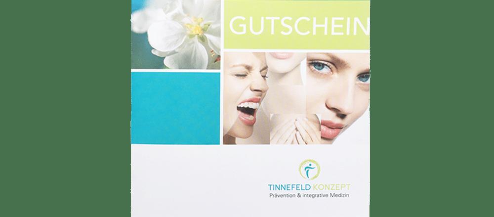 Gutschein für Schönheitsbehandlung München